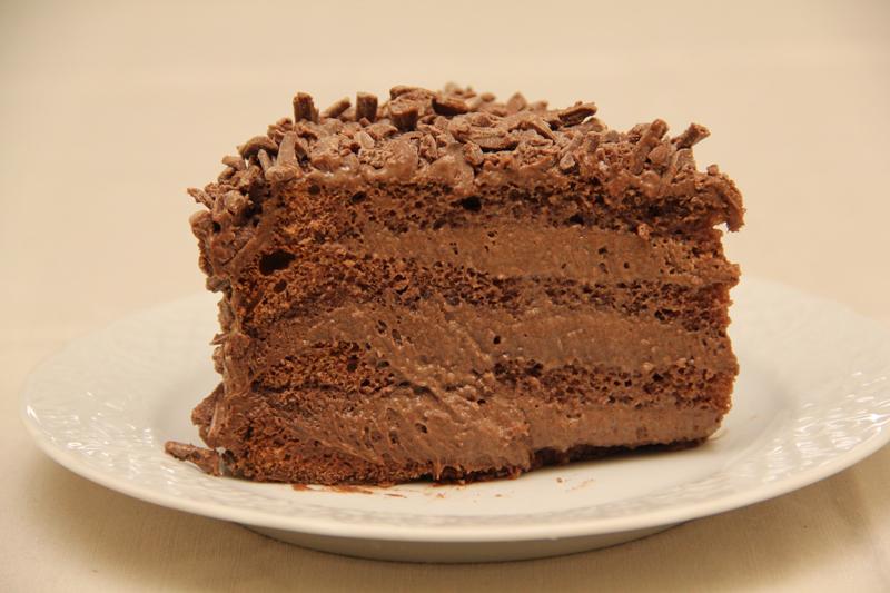 ... fazer esse delicioso recheio de mousse de chocolate para seus bolos