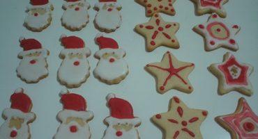 biscoitinhos natalinos